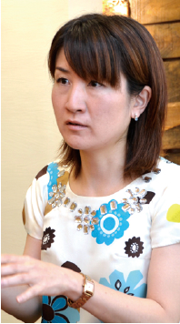 卒業生の声:佐野 通子 さん